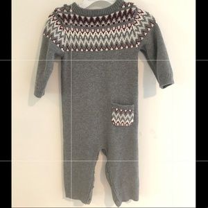 Warm and Cozy Winter Bodysuit